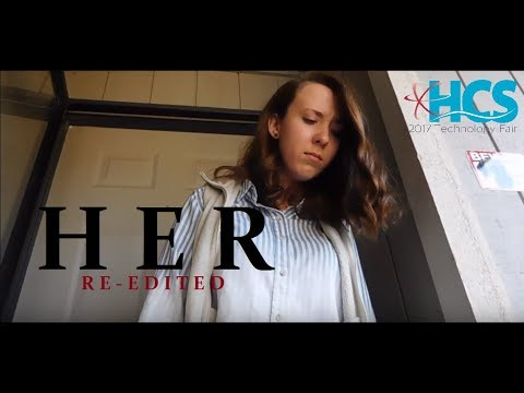 HER | Short Horror Film | Re-Edited | 1st Place- Horry County Tech Fair