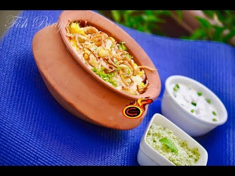 Kerala Fish Dum Biriyani || Special Thanks To Vanitha 😍 || Perunnal Special Meen Biriyani ||Ep:377