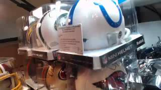 Leaf Mini Helmet 7 Boxer Theisman