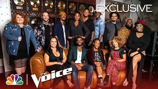 Behind the Battles: Team Jennifer with Halsey - The Voice 2018 (Digital Exclusive)