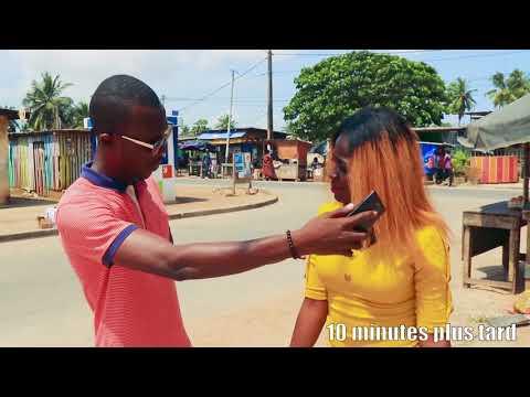 Raoul kevy : Sérieux serieux hin femme souffre  (Comédie Ivoirienne)