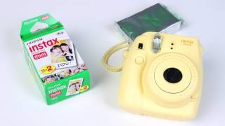Як користуватися моментальної камерою Fujifilm Instax Mini 8