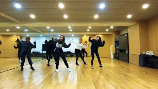 Psy new face dance practice -