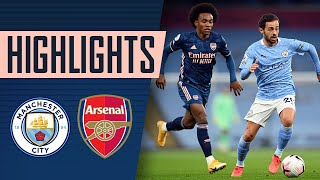 HIGHLIGHTS | Manchester City vs Arsenal (1-0) | Premier League