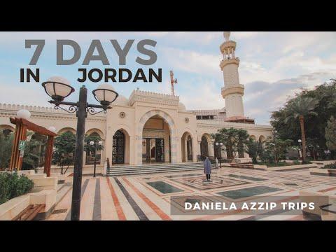 7 Days in Jordan - DAY 1 (Aqaba)