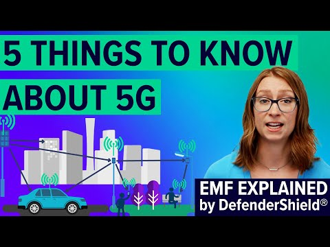 EMF Explained: Ep. 8 - What is 5G & is it Harmful?