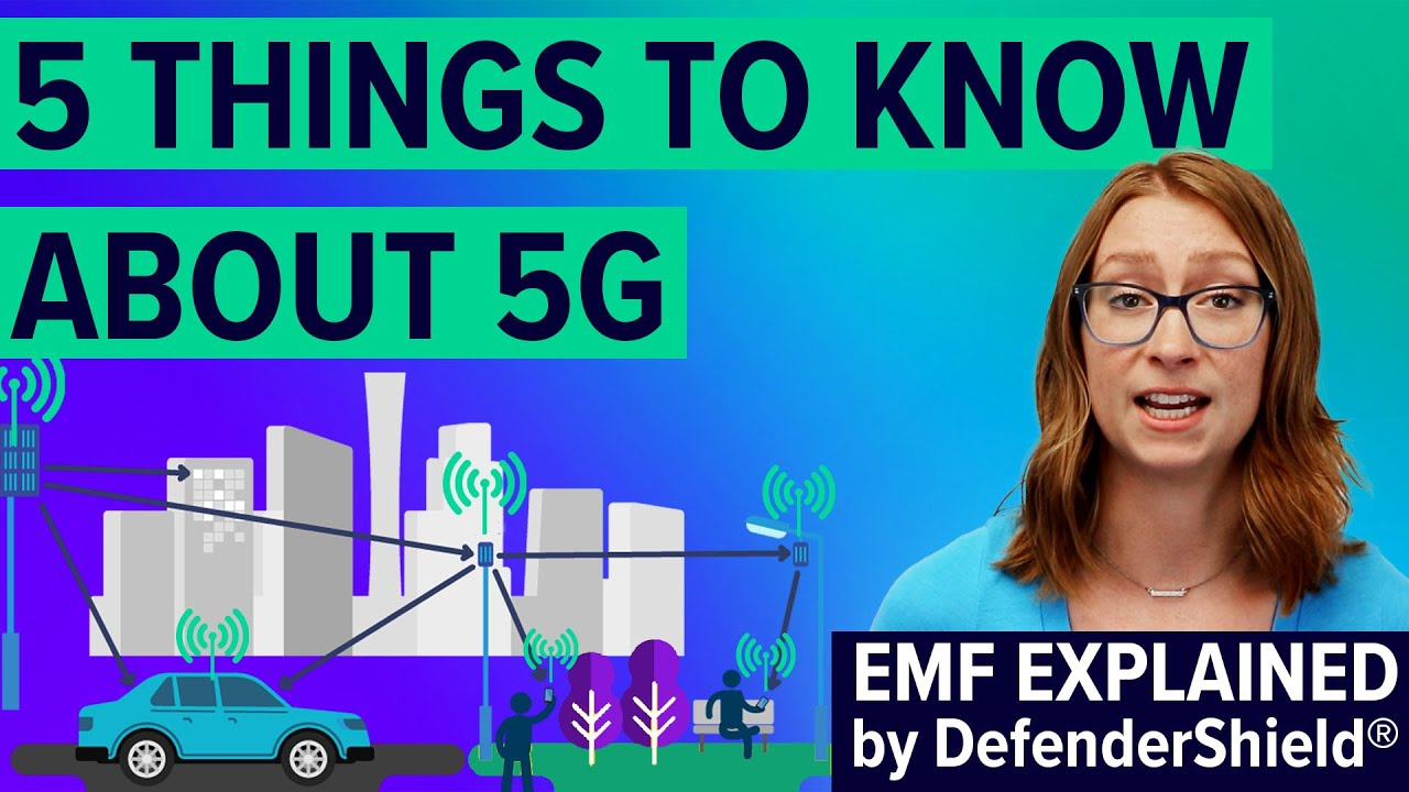 Is 5G Safe? Are EMF Radiation Emissions Harmful at this Level?