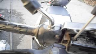 Как проверить тормозную жидкость на скутере