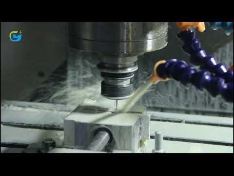High Precision 6061 Aluminum Housing CNC Center Machining