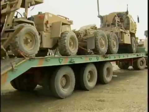 Balance Of U.S. Army Logistics