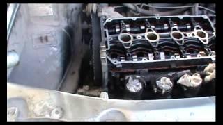 Ремонт головки ВАЗ 2112 16 клапанов (часть 3)