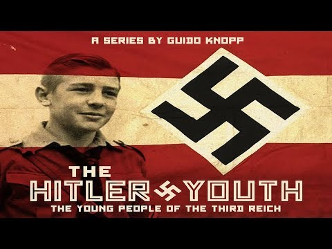 The Hitler Youth: Episode 1 - Education (WWII Documentary)