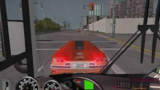 [Download/Gameplay] City Bus Simulator 2010 [Part 1]