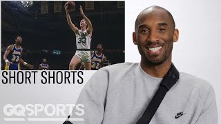 Kobe Bryant on Short Shorts, Style Icons, and the NBA Dress Code | GQ