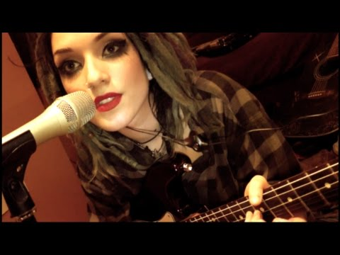DRAIN THE BLOOD (Cover) The Distillers