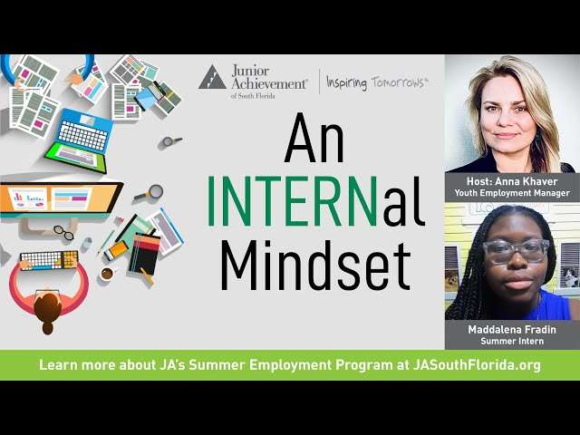 An INTERNal Mindset With Guest Maddalena Fradin
