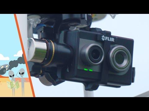 FLIR Duo Thermal Imaging Camera Flight Testing