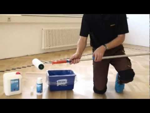 Super Parkett versiegeln und lackieren - YouTube BZ47