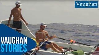 Vaughan Stories presenta... Los remeros que tuvieron que aprender inglés para cruzar el Atlántico