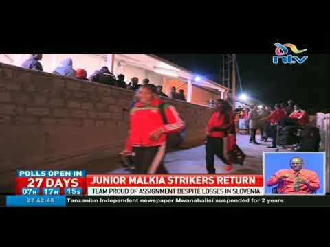 Junior Malikia Strikers proud of their showing despite losses in Slovenia