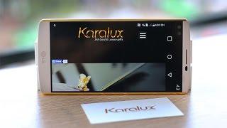 Điện thoại LG V10 mạ vàng 24K tại Hà Nội | Karalux Việt Nam