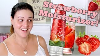 Ladykin - Fresh Strawberry Icing Gel Bar REVIEW! | What the ***K??