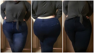 plus size inside the dressing room at penningtons melissa mccarthy jeans