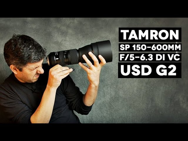 Tamron 150 600mm G2 Recensoione ITA