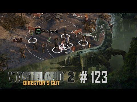 Wasteland 2 Directors Cut #123 - Gespräch mit Jill Yates - Let's Play [Ranger]