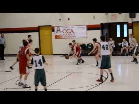 Christ Child Academy Consolation Championship 10