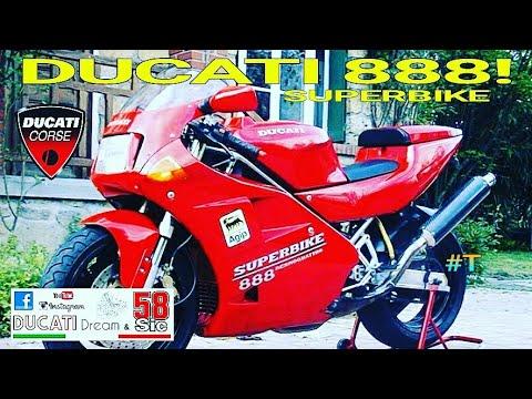DUCATI 888 SUPERBIKE!