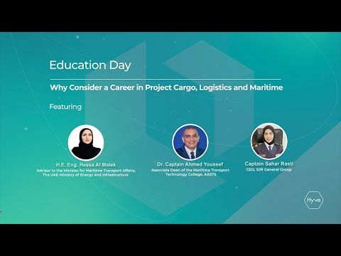 Education Day: Why Consider a Career in Project Cargo, Logistics and Maritime?