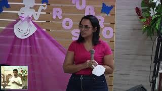 PALESTRA OUTUBRO ROSA  | 24 DE OUTUBRO DE 2020 | AD COHAB (ACESSÍL EM LIBRAS)