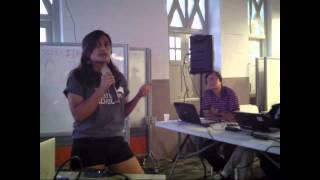 Q & A with Vaidehi - Rails Girls Singapore (RDRC Edition) 2015