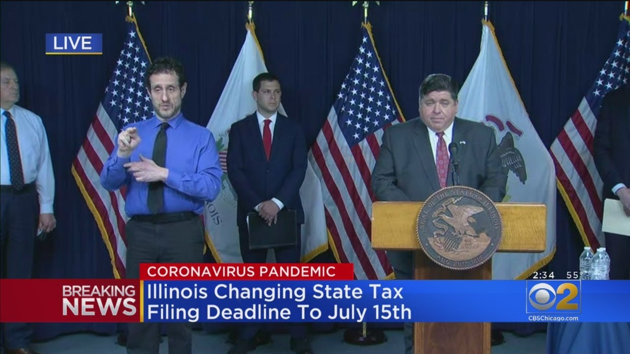 Read Pritzker's Full Announcement Extending Illinois' Stay-at-Home ...