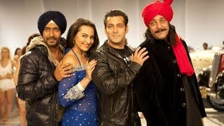 Po Po (Song Teaser) Son Of Sardaar | Salman Khan, Ajay Devgn, Sanjay Dutt