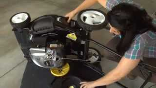 How to change your Briggs & Stratton