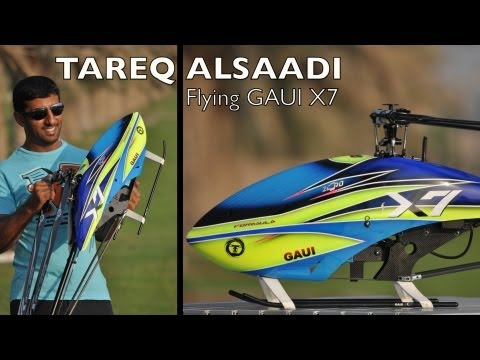 TAREQ ALSAADI Flying