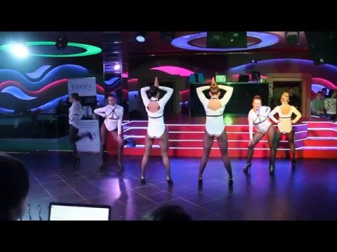 Erotic danceshow // Vegas Girls // Choreo - Satyga Marina