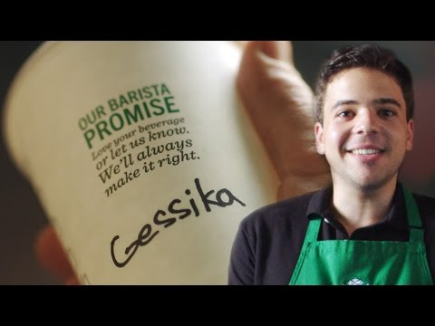 We Finally Know Why Starbucks Spells Your Name Wrong