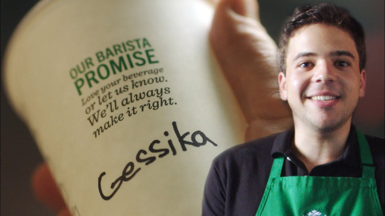 Why Starbucks Spells Your Name Wrong
