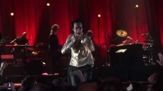 Nick Cave - Higgs Boson Blues - Zenith - Paris - 2013