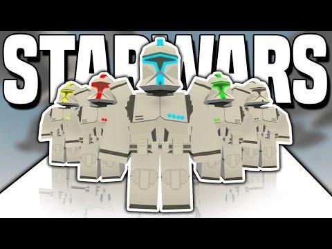 STARWARS!!! -  Lemonade And MORE!? (Unturned Mods Showcase)