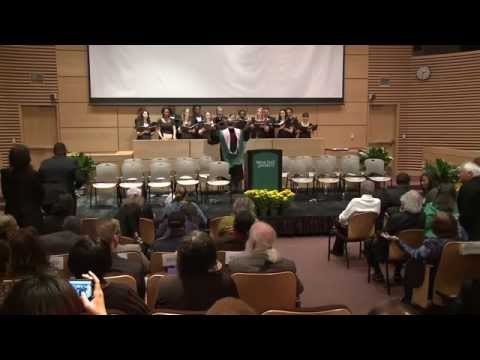 Wayne State University Honors Viola Liuzzo