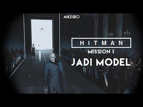 Jadi Model Fashion Show! - Hitman mission 1 Indonesia