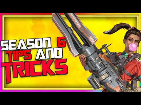*PRO* Season 6 Tips and Tricks (Apex Legends)