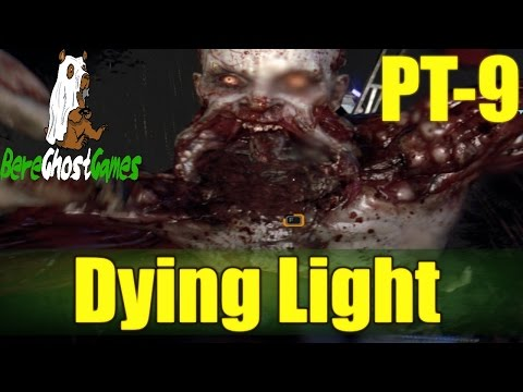 The FGN Crew Plays: Dying Light Part 9 - Collecting the Sample (PC)