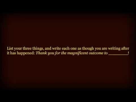 The Magic Practice The Law of Appreciation   Written by Rhonda Byrne