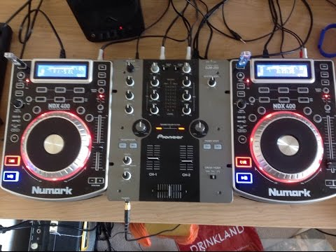 Reviewing NDX-400's and DJM-250k