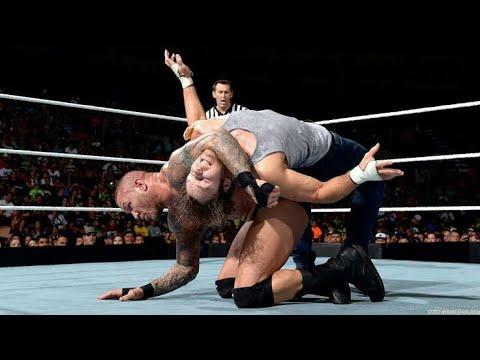 Randy Orton - Inverted Headlock Backbreaker - Compilation